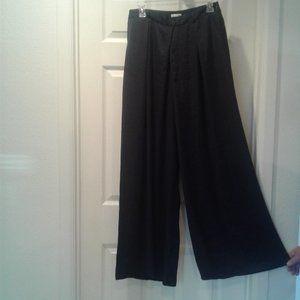 Anthropologie Leifsdottir Silky Feel Wide Pants